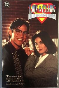LOIS & CLARK The New Adventures of Superman (1994) DC Comics TPB VG+