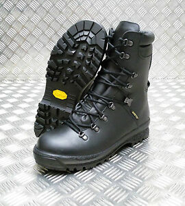 Genuine British Army Goretex Cold Wet Weather Assault Balk Boots FAULTY SOLE