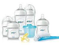 Philips Avent Bpa Free Natural Infant Starter Gift Set , New, Free Shipping