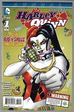 Harley Quinn '14 Annual 1 VF B4