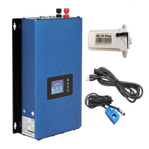 Solar Grid Tie Inverter Maximum Power Point Suivi sinusoïdale pure 1000 W avec limiteur DC22-60V//45-90V