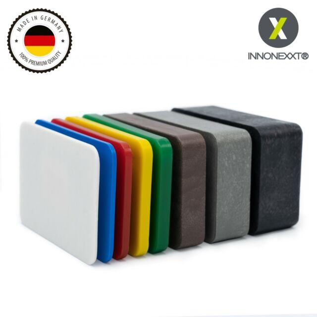 INNONEXXT® Premium Unterlegplatten | 60 x 40 mm, 160 St | Tragfähigkeit bis 16to