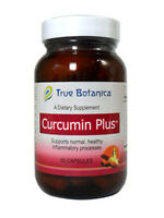 True Botanica Curcumin Plus 60 Caps
