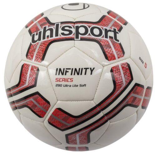 blanc//rouge//noir enfants Uhlsport Infinity 290 ultra LITE soft ball