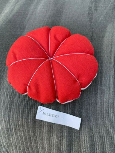 Ideal Gift //Xmas Gift MINI fabric flower style pin cushion Some cath kidston