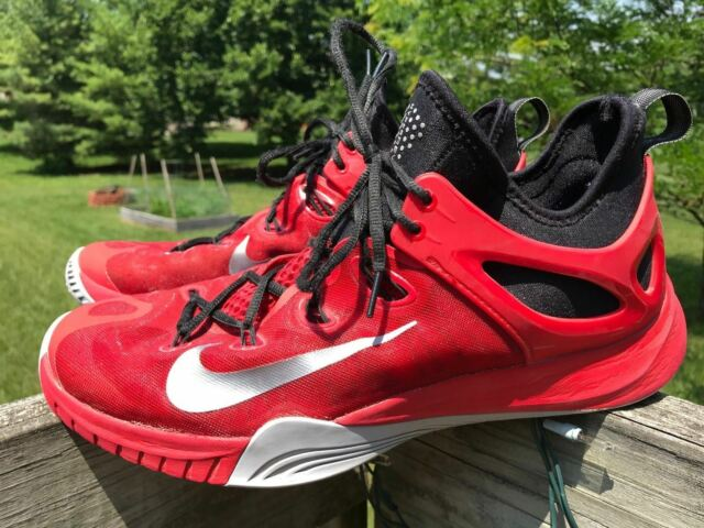 separation shoes cfe2f 1a2a4 Nike Zoom Hyperrev 2015 Men s Basketball Shoes University Red wolf Grey  black for sale online   eBay