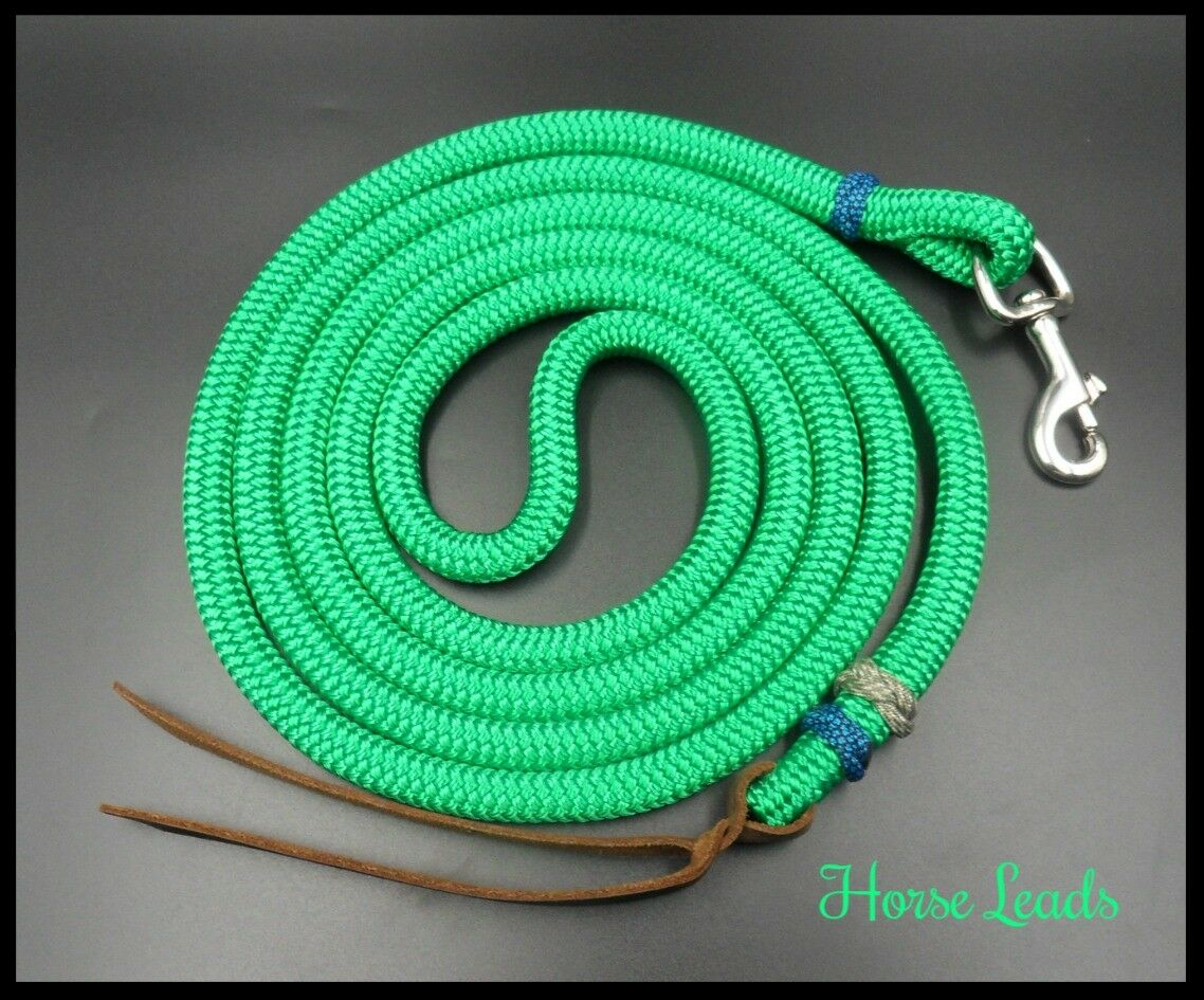 12ft Lead  Rope  Unique Premium Quality Beautiful Horsemanship