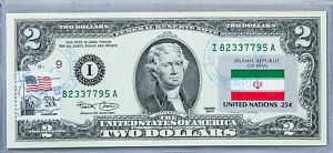 Paper-Money-US-Currency-Notes-Two-Dollar-Bill-Federal-Reserve-Stamp-Country-Flag
