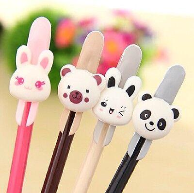 CB110 Funny Stationery Pen Animal Cartoon Creative Ball Point Pen ~Random~ 1PC