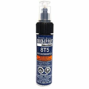 Details about Genuine Toyota 00258 008T5 21 Blue Ribbon Metallic Touch-Up  Paint Pen 1/2 fl o