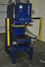 35 Ton Magnum C Frame Hydraulic Press Hbm35b Stroke 11 Inches Daylight 16