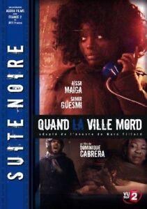Quand la ville mord - Collection SUITE NOIRE - DVD ~ Aïssa MAIGA - NEUF - VF