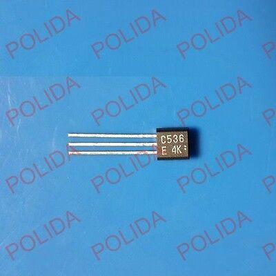 50PCS Transistor SANYO TO-92 2SC536E-NP 2SC536-E C536-E