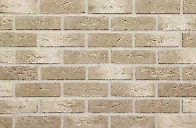 Klinker Handform-verblender Wdf Bh981 Hellgrau Besandet Klinker Vormauersteine QualitäT Zuerst