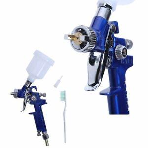 1X-1-0MM-Buse-Pistolet-de-pulverisation-HVLP-professionnel-H-2000-Mini-pis-W9C8