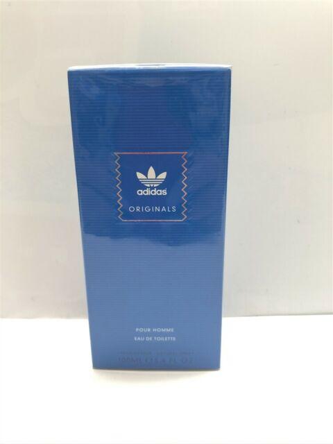 Adidas Originals Pour Homme 3.4 oz/100ml Eau de Toilette Spray Men, Discontinued