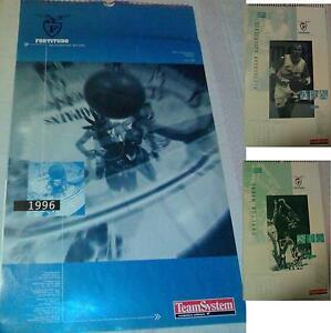Fortitudo Calendario.Dettagli Su Maglia Sciarpa Calendario Ufficiale 1996 Fortitudo Bologna Myers Schull Fossa