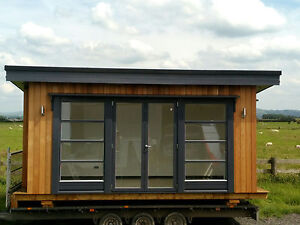 home office cabin. Image Is Loading Western-Red-Cedar-Garden-Room-Home-Office-Studio- Home Office Cabin E
