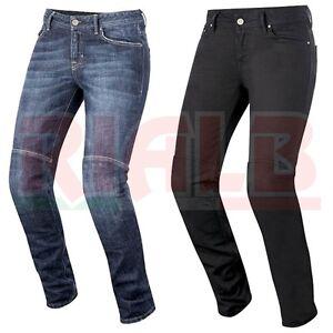 Jeans-Moto-Donna-Alpinestars-DAISY-WOMEN-039-S-DENIM-Pants-Pantaloni-con-Protezioni