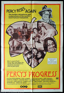 PERCY-039-S-PROGRESS-Original-ONE-SHEET-Movie-Poster-Dame-Edna-Barry-Humphries
