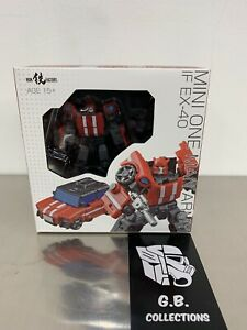 Transformers-Iron-Factory-IF-EX-40-Mini-One-Man-Army-NEW-NOT-SEALED