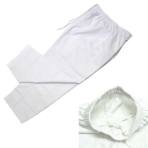 Taekwondo Pants Only 150~190 White Stripe Trousers TKD Uniform Dobok Spare MMA