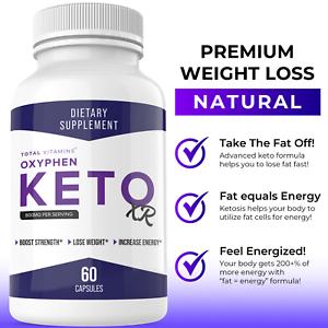 Keto XR Burn Diet Pills Advanced Weight Loss Pure Keto Fast Exogenous Ketones