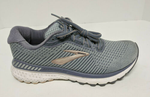 Brooks Adrenaline GTS 20 Running Shoes, Grey/Pale