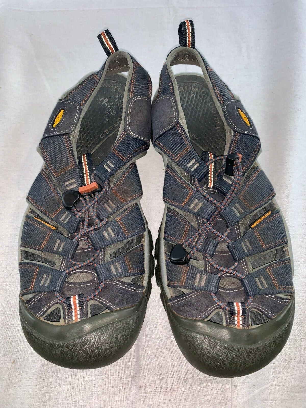 Keen Newport H2 Sandale-Homme - 110230-Taille  10 Couleur-India Ink rouille