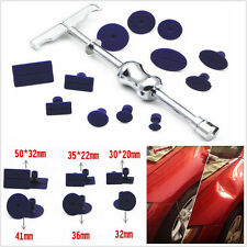 Car Body Paintless Dent Repair Removal Tool Puller Lifter T-Bar 12 Tabs Special