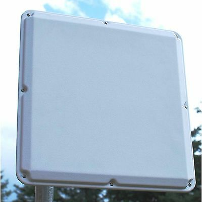 SuperLinxs 5.1 5.8 5.9 GHz 23dBi Outdoor Directional Panel Antenna WIFI N-Female