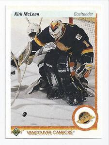Kirk-McLean-Canucks-1990-1991-Upper-Deck-278