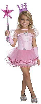 8-10 Halloween  Wizard of Oz Glinda The Good Witch Tutu Kids Costume Size 4-6