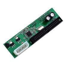 SATA TO PATA IDE Converter Adapter Plug&Play 7+15 Pin 3.5/2.5 SATA HDD DVD FZ