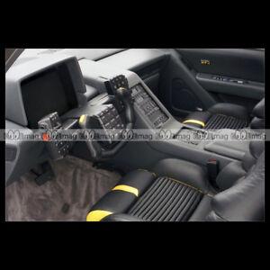 #pha.014091 Photo CHEVROLET BLAZER XT-1 CONCEPT 1987 INTERIOR Car Auto 7i8nucyq-09094003-990870262