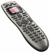 Logitech Harmony 650 Universal Advanced Remote Control 915-000160 Silver Up to 8