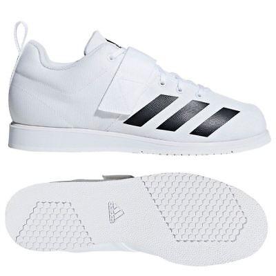 Pesi Bianco Adidas Powerlift 3.1 Weightlifting scarpe Uomo Bianco < Pondok Papan