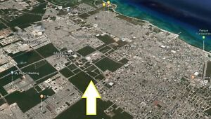 Terreno en venta en Playa del Carmen Quintana Roo
