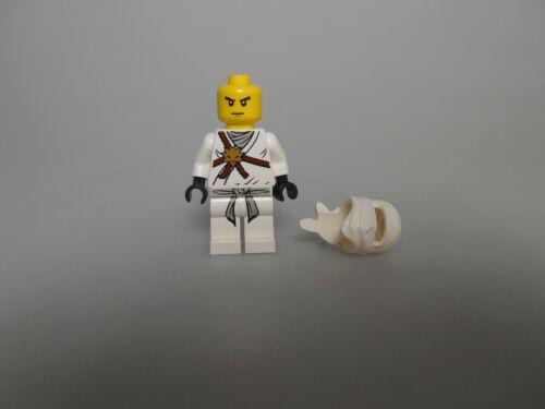 Lego® Ninjago Minifigur Zane weiß aus Set 2506 und 2507 Neu
