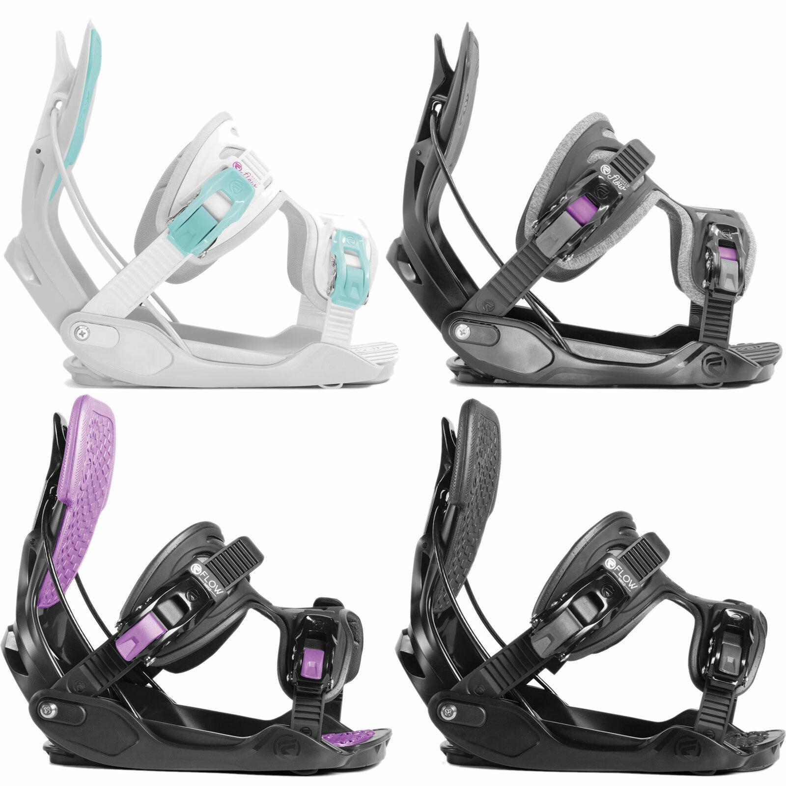 Flow Haylo Damen Snowboardbindung Step-In Snowboard Bindung 2019-2020 NEU