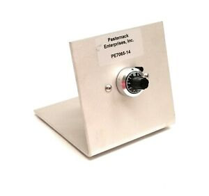Pasternack-PE7065-14-0-40dB-Rotary-RF-Variable-Attenuator-SMA-12-4-18Ghz-50-ohm