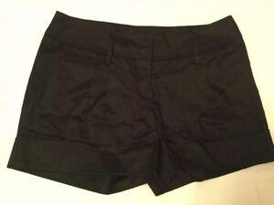 100% De Qualité Mesdames Femmes Taille 8 Atmosphere Noir Short