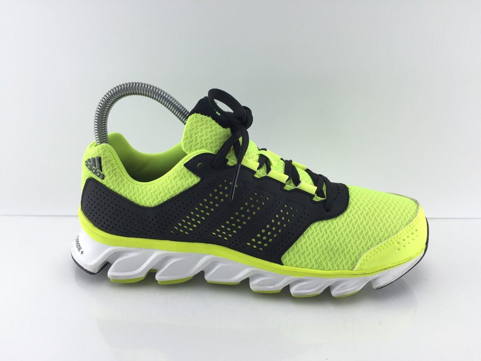 adidas adiprende schwarze + männer neongelbe / schwarze adiprende sportschuhe. 06f209