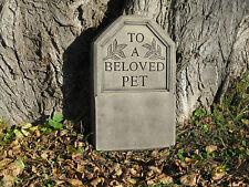 PET Memorial stone ornamentale da giardino
