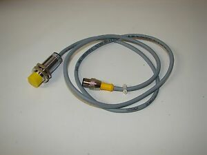 *NEW* TURCK NI14-M18-RD4X-1M-RS 4.23T Switch, Transducer, Sensor