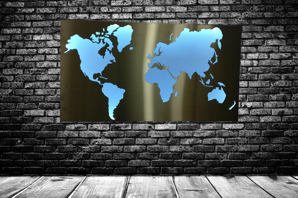 Tipp    Weltkarte Metall Edelstahl LED beleuchtet 100x60cm eyecatcher    Ein Gleichgewicht zwischen Zähigkeit und Härte