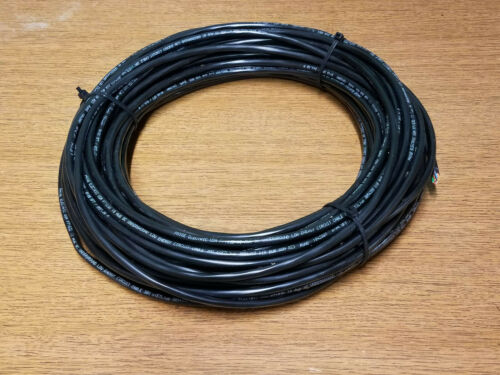Irrigation Sprinkler Cable 18 AWG Solid Wire 2 Choices 4 and 8 Conductor