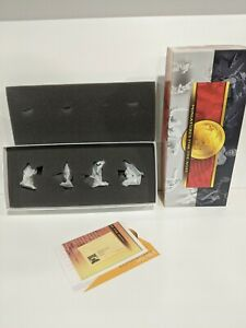 Conte-WWII-007-German-Infantry-034-Frontal-Attack-034-4-Figure-Set-Pewter-B