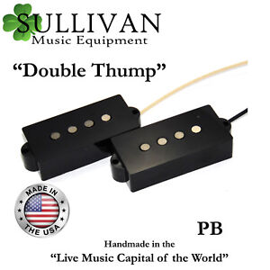 60-039-s-Style-Precision-Bass-Pickups-Fits-Fender-P-bass-Custom-Shop-Hand-Wound-SME
