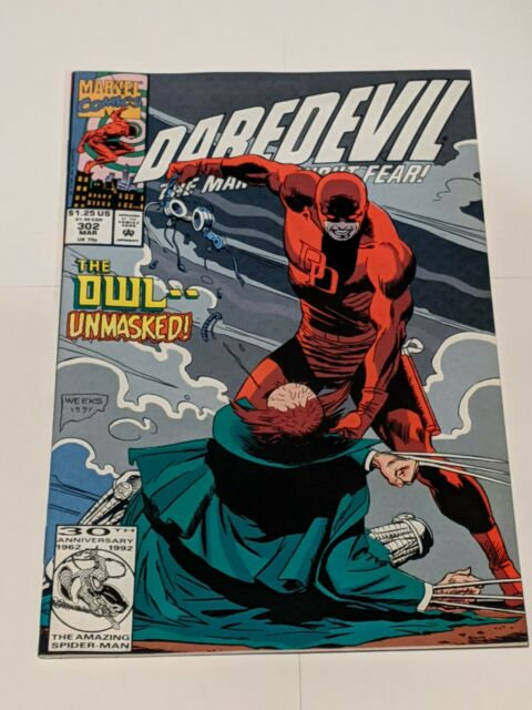 ⭐️MAN WITHOUT FEAR #4b Daredevil 2019 MARVEL Comics VF//NM Book